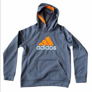 Adidas Hoodie Sweatshirt Size M 10/12